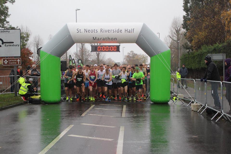 St Neots Half Marathon - cover image