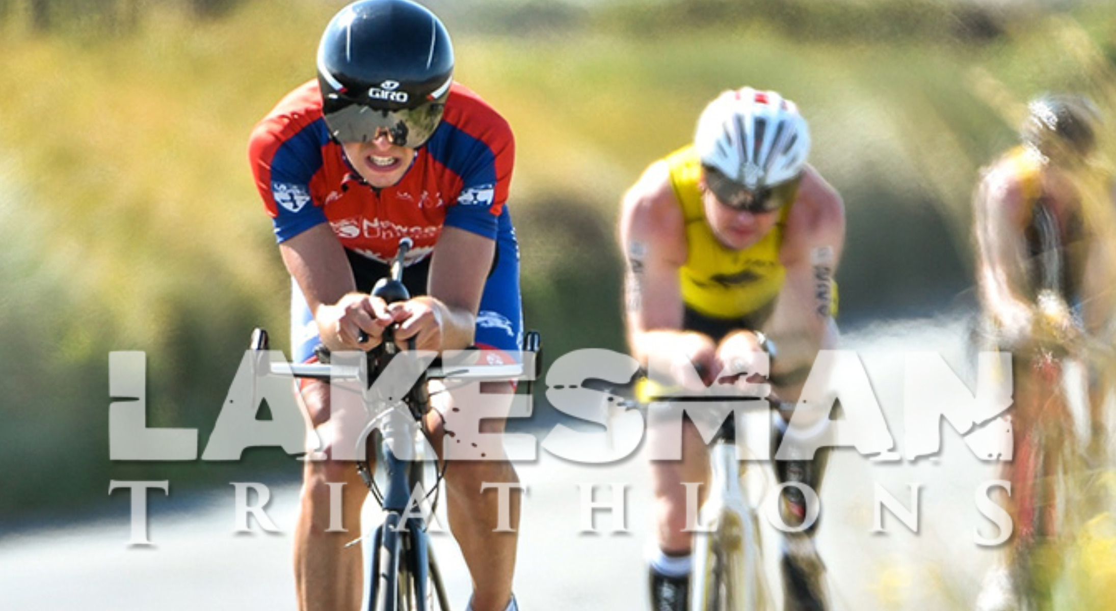 The Lakesman Triathlon - cover image