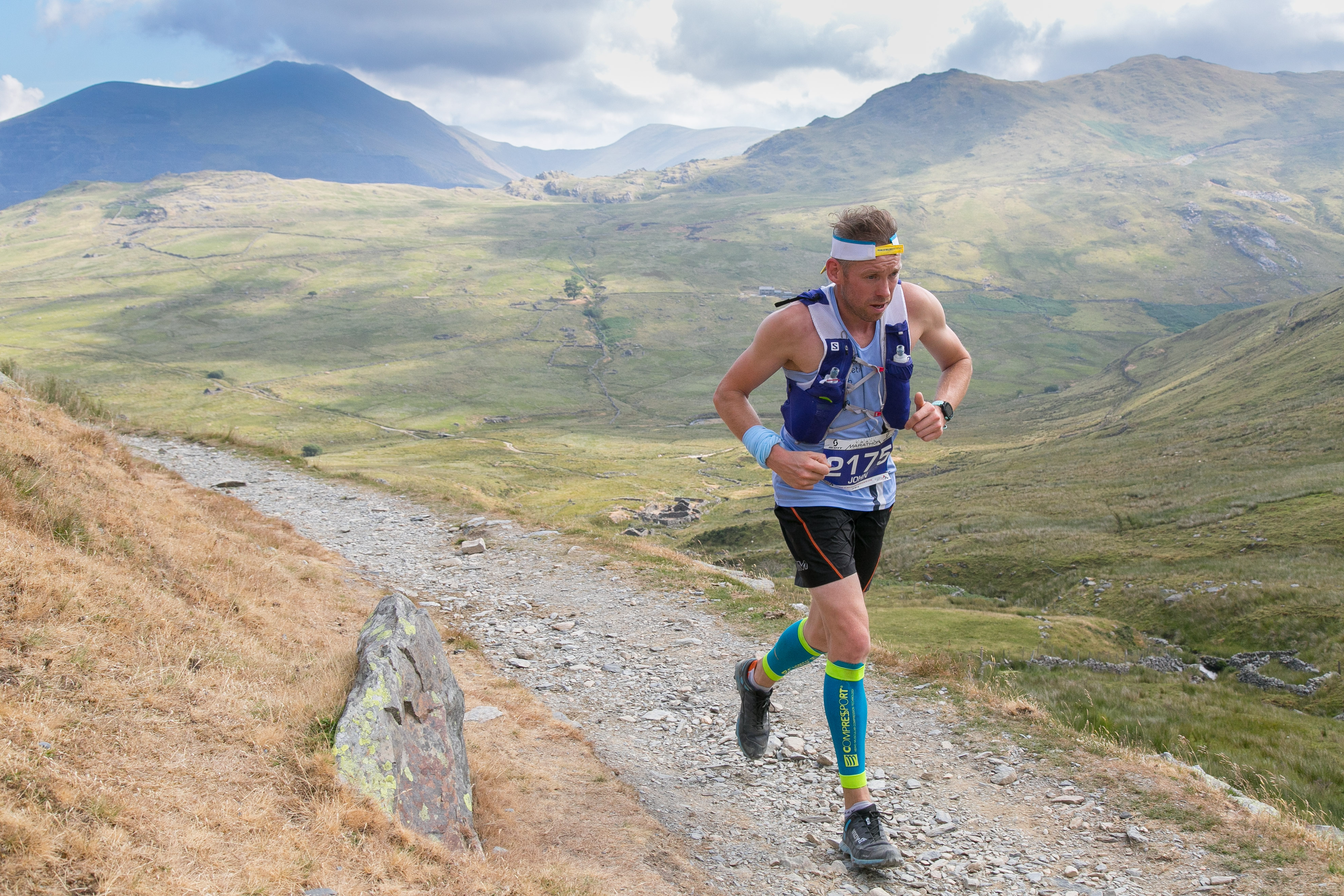 Snowdonia Trail Marathon - cover image