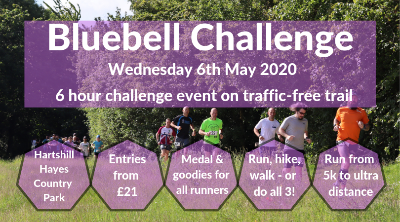 The Bluebell Challenge - cover image
