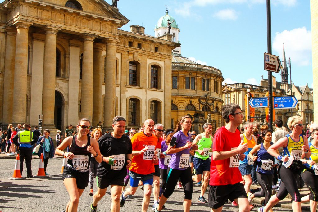 Oxford Town and Gown 10K - cover image