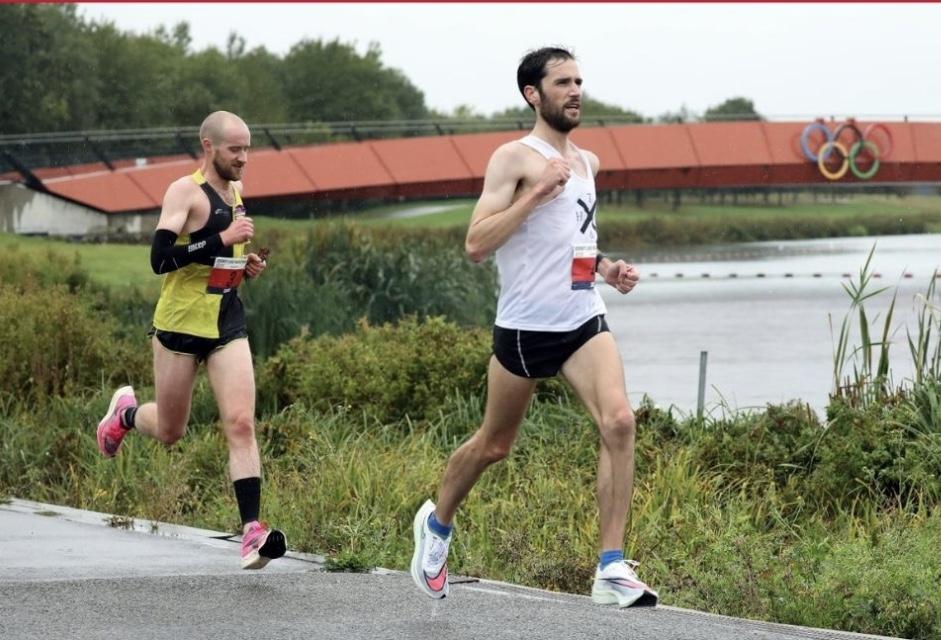 Dorney Marathon - cover image