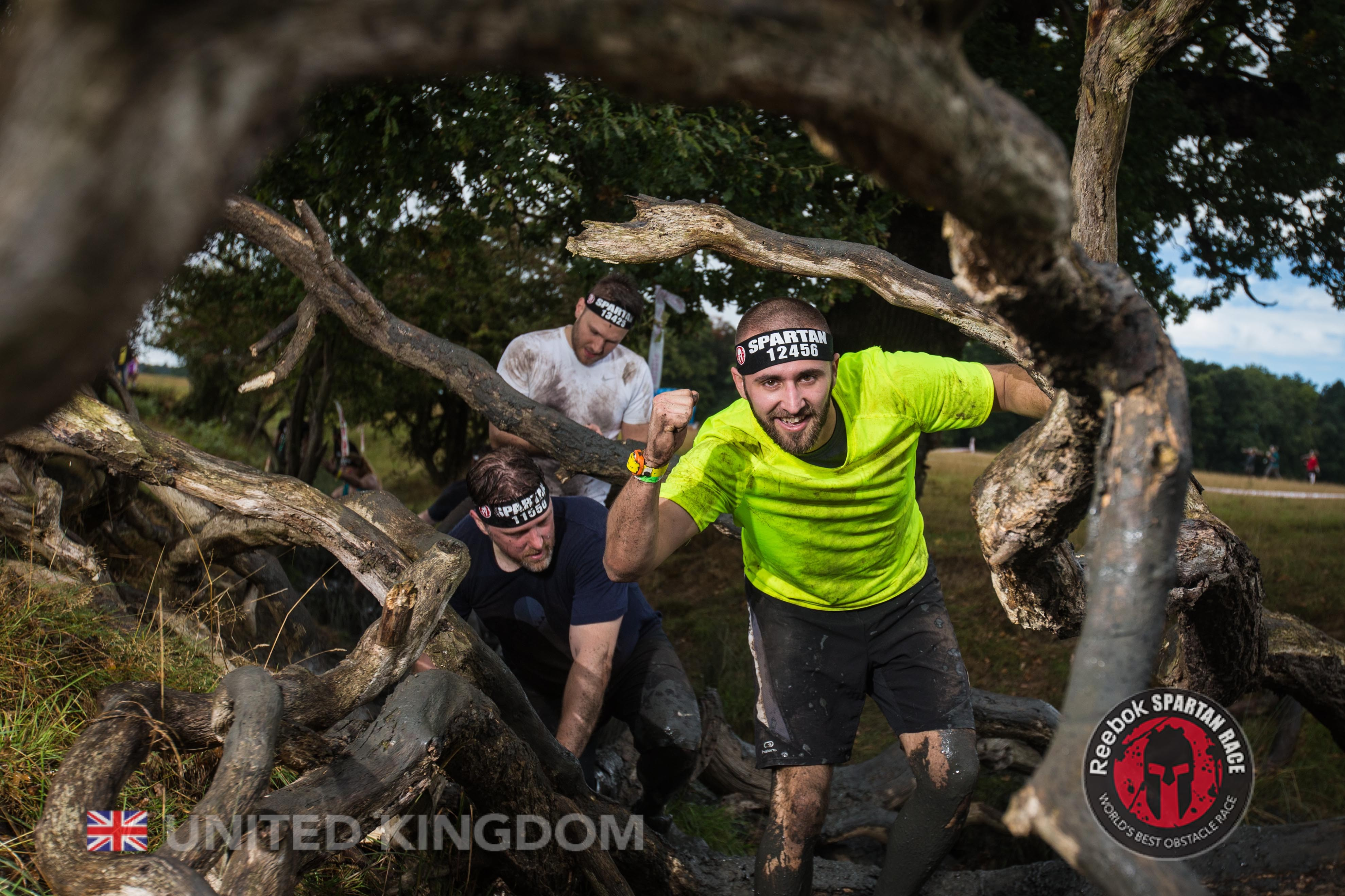 Spartan Race UK \u002D Windsor Trifecta Weekend - cover image