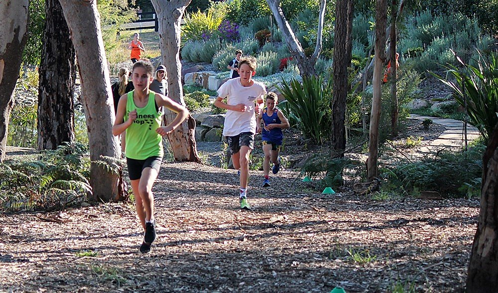 Central Coast Cross Country