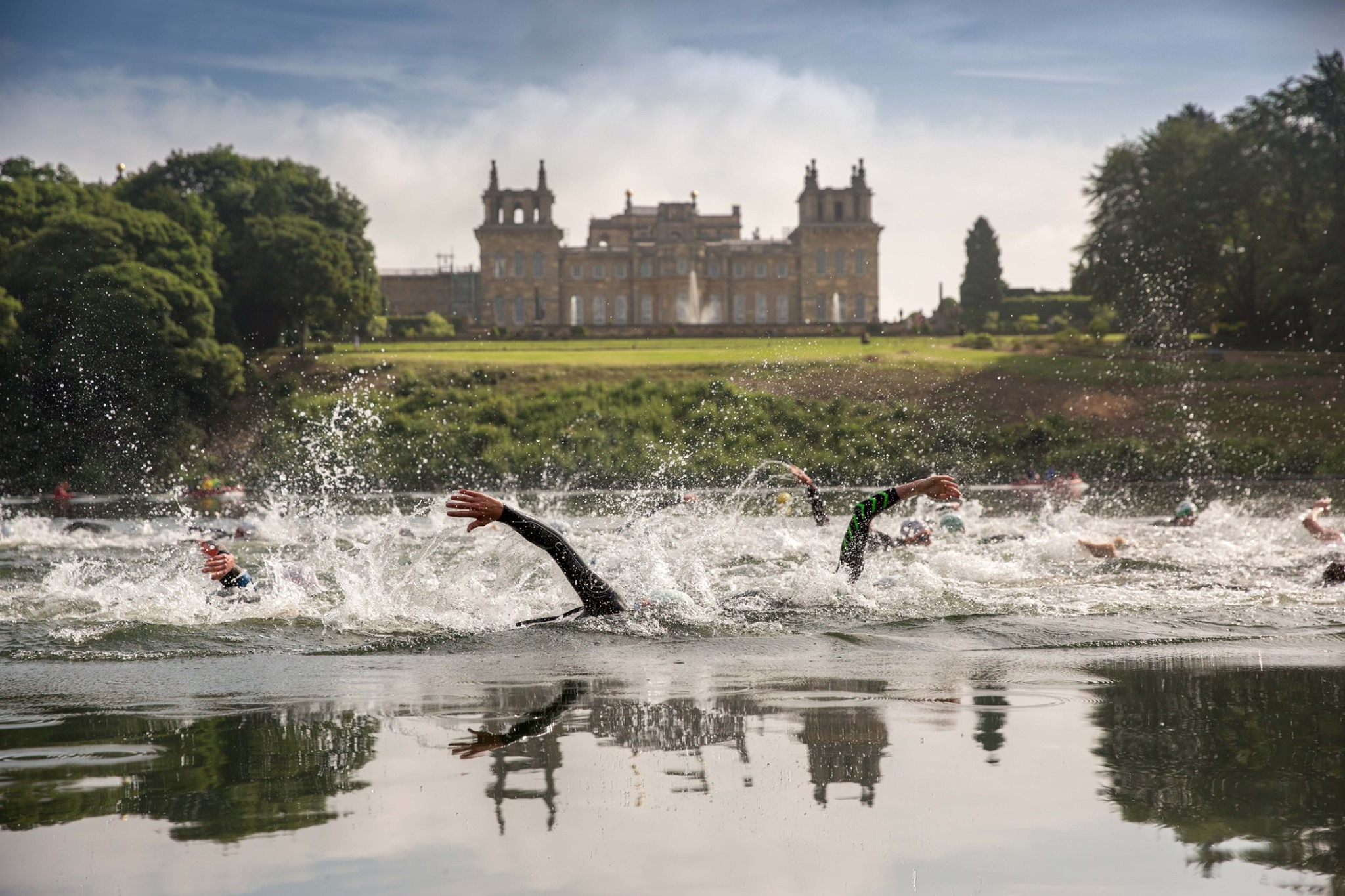 Blenheim Palace Triathlon - cover image