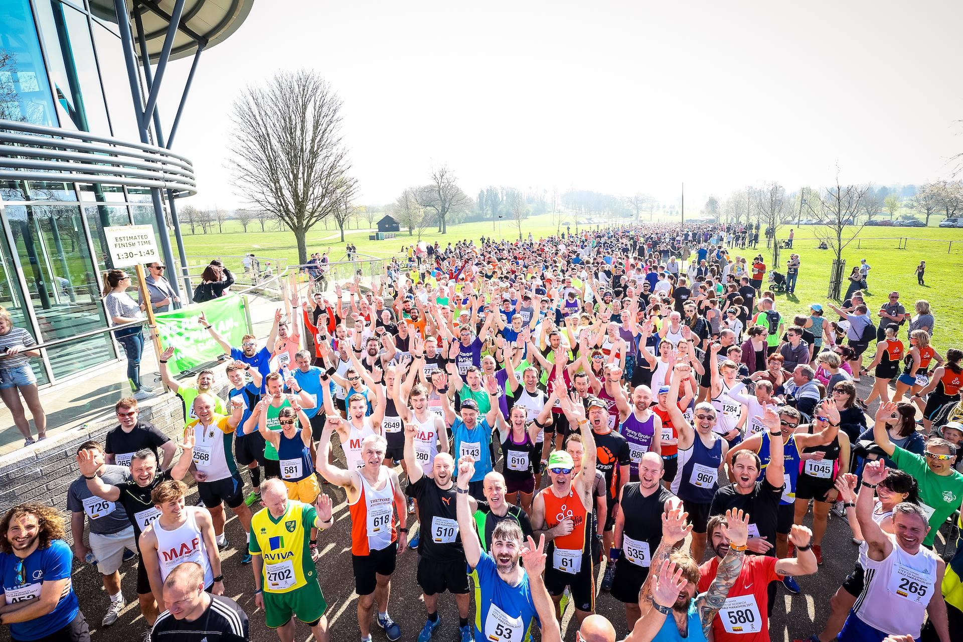 City of Norwich Half Marathon - cover image