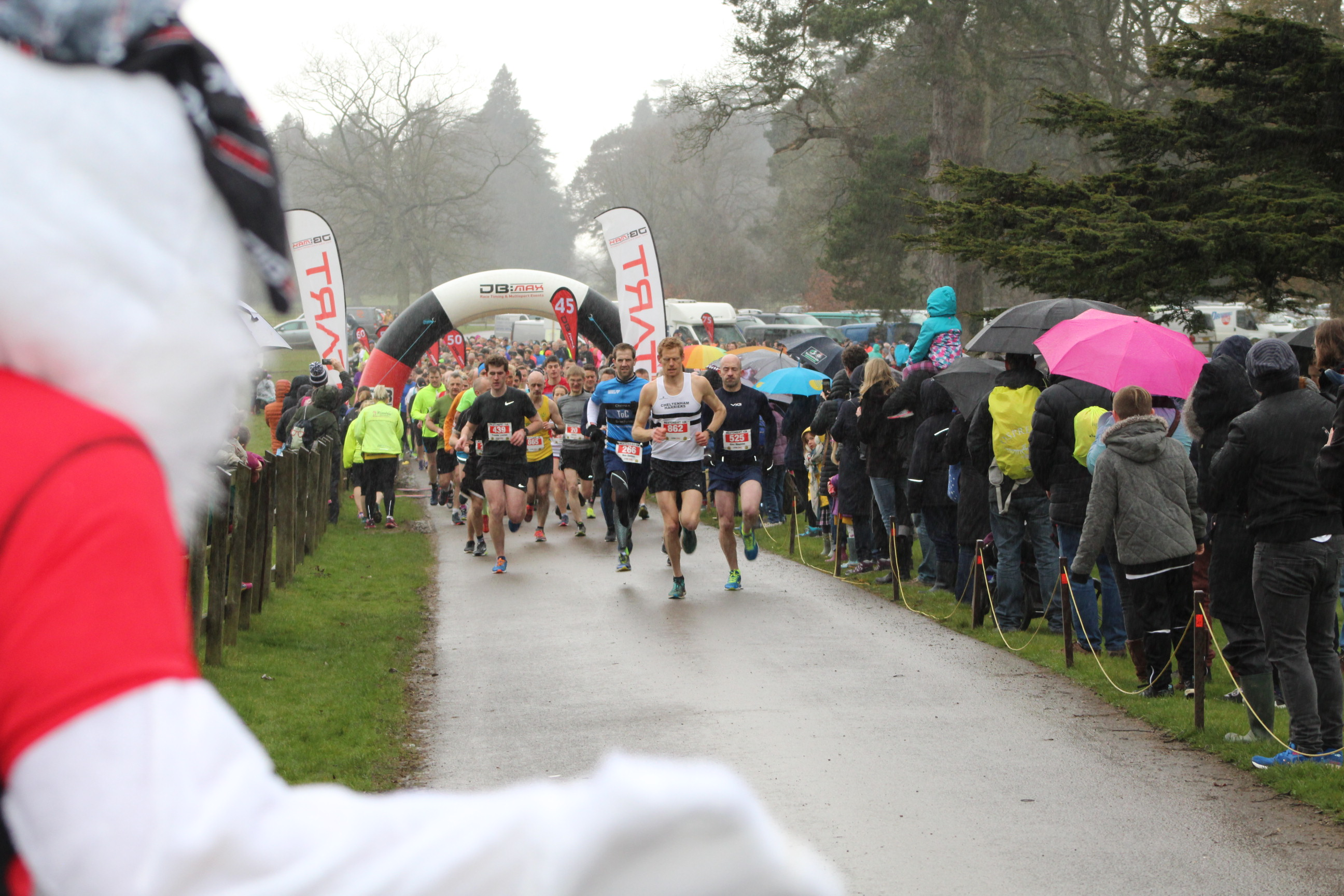 Westonbirt House Easter Half Marathon and 10k - cover image