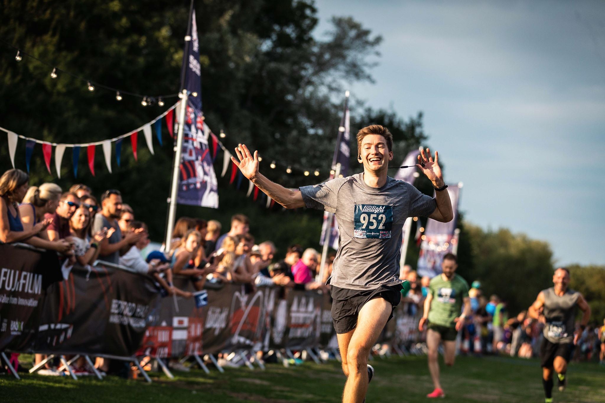 Bedford Spring Half Marathon - cover image