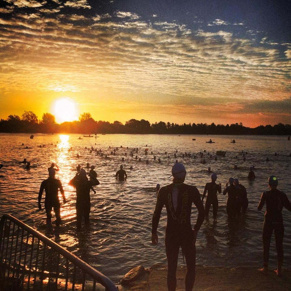 Cotswold Classic Middle Distance Triathlon - cover image