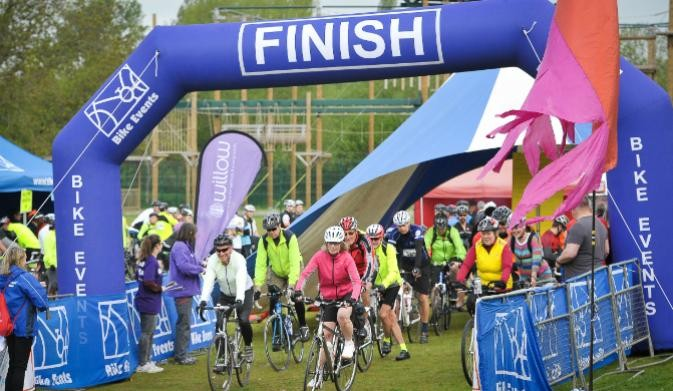 Hertfordshire 100 Cycle Ride - cover image