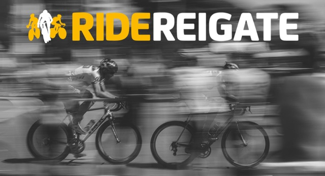 RIde Reigate - cover image