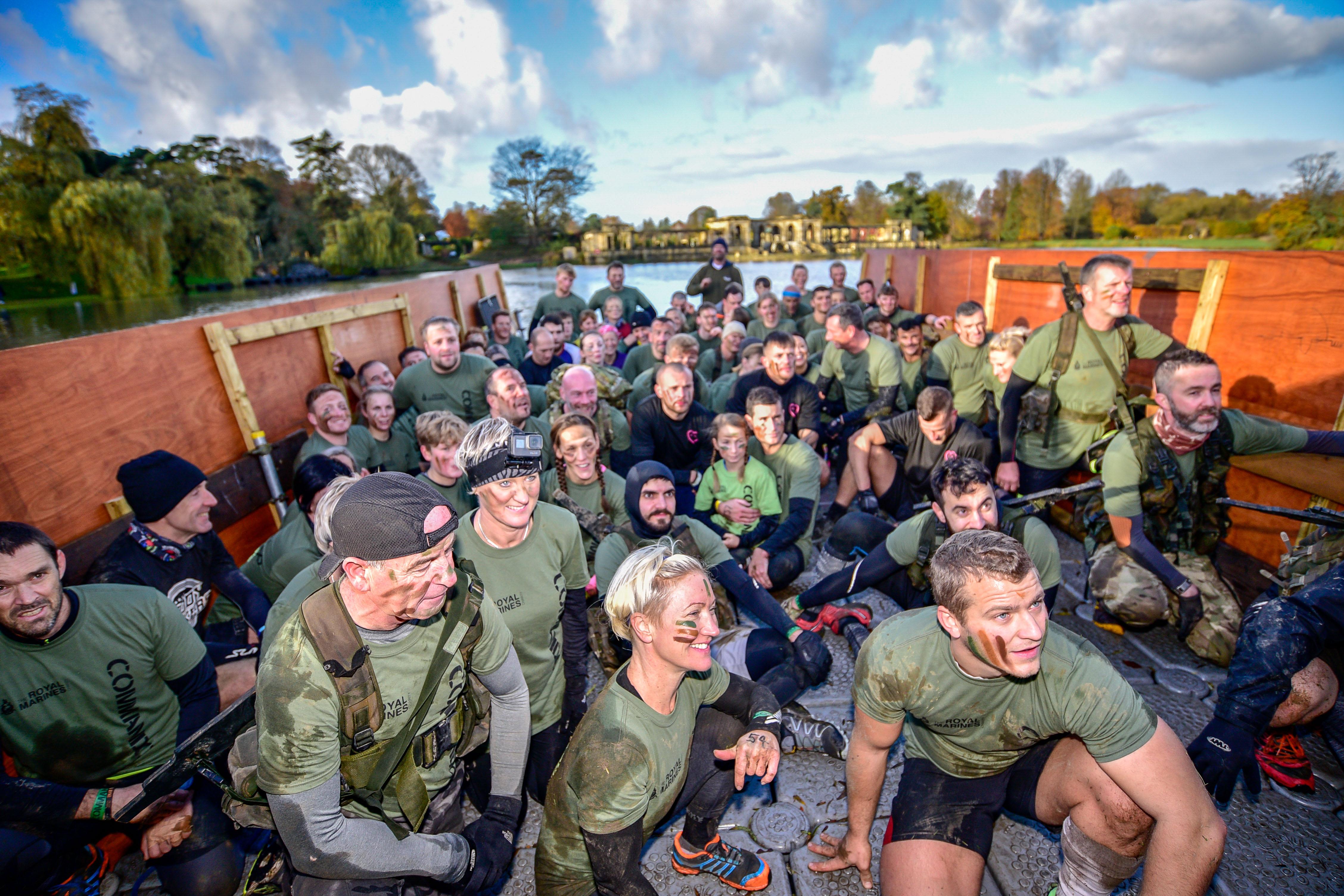 Commando at Hever Castle - cover image
