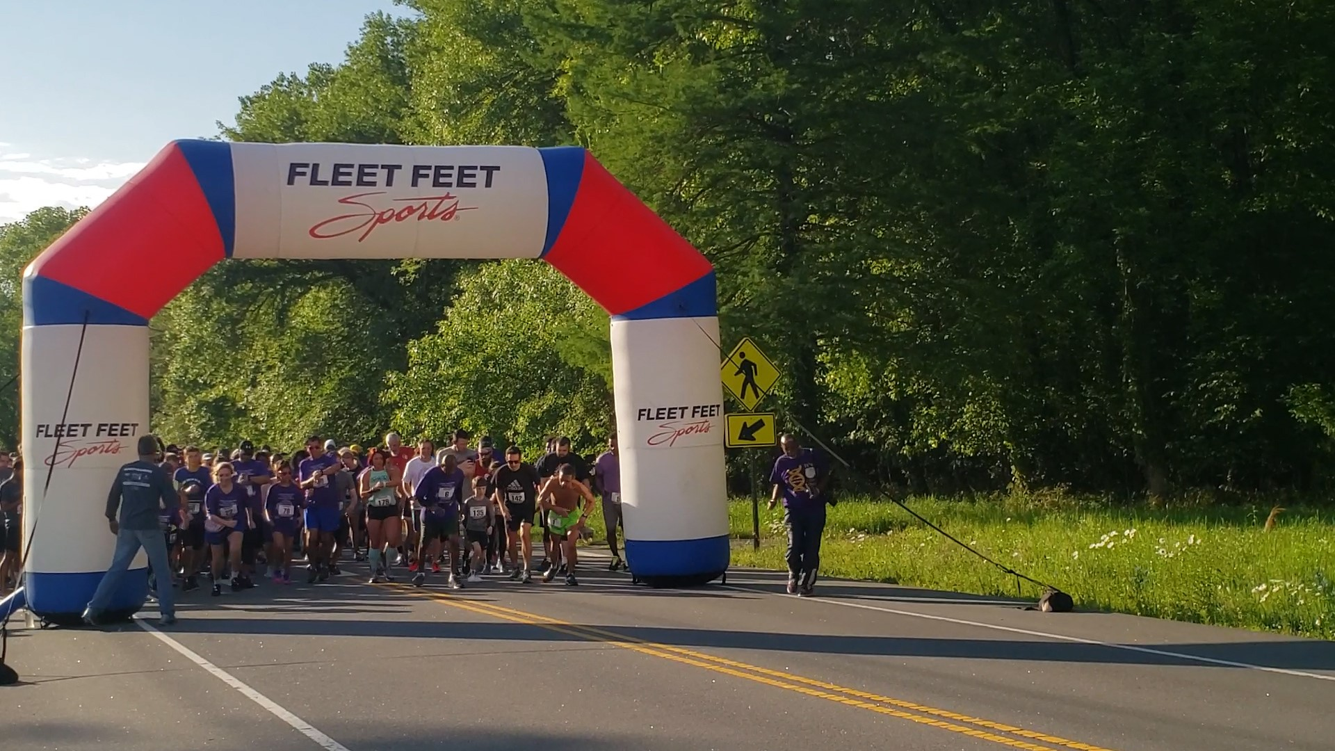 Race Event Omega Prostate Colon Cancer Awareness 5k Run Walk Racecheck