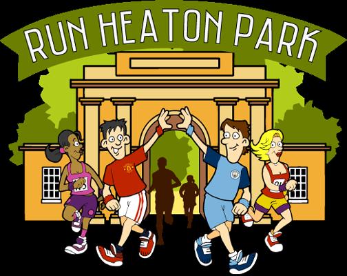 RunThrough Heaton Run Heaton 5k, 10k \u0026 Half Marathon \u002D February - cover image