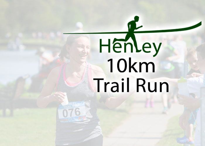 Henley 10K Trail Run - cover image