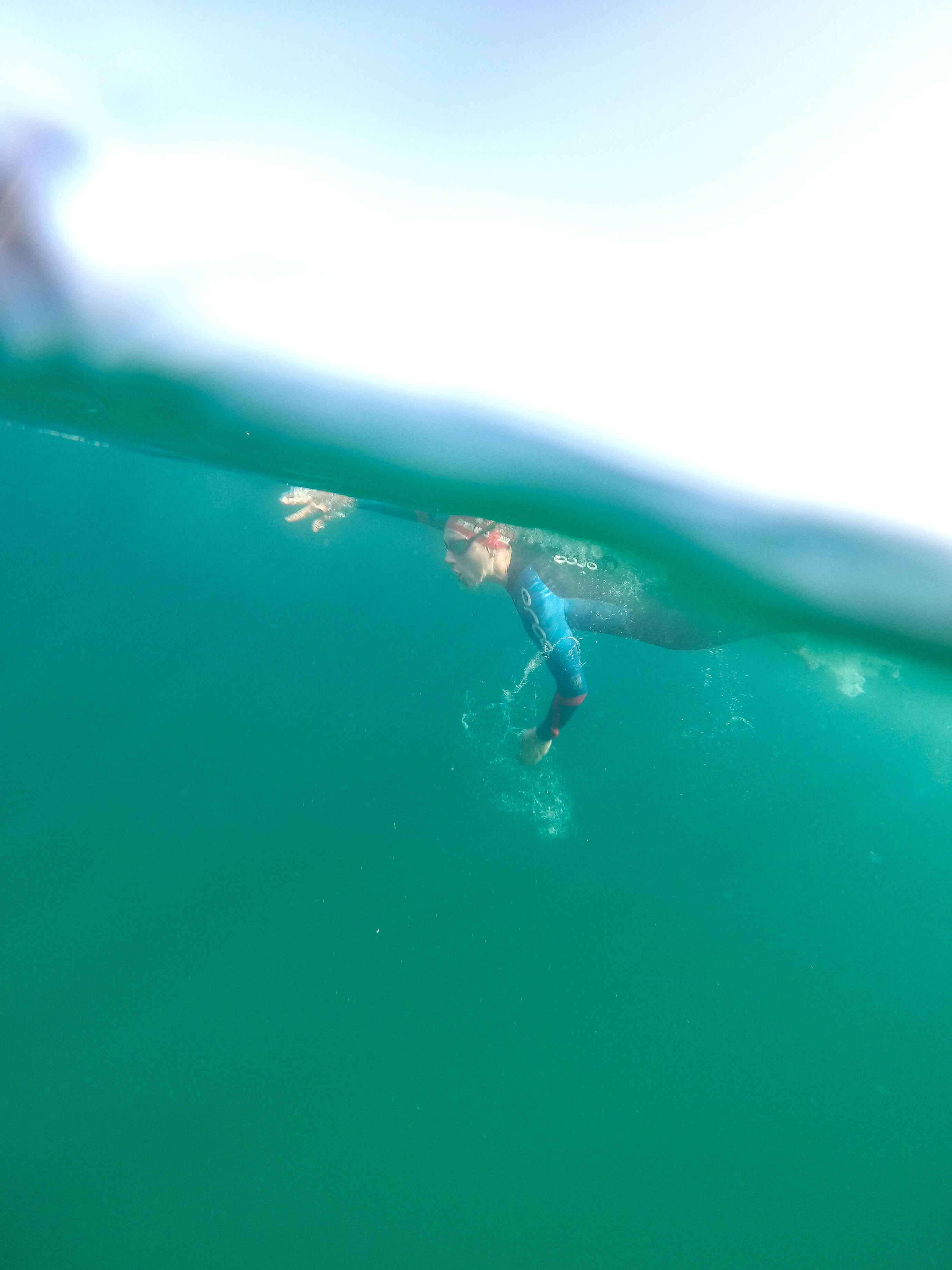 Plymouth Breakwater Swim - cover image