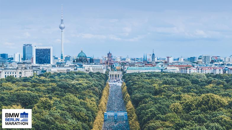 Berlin Marathon - cover image