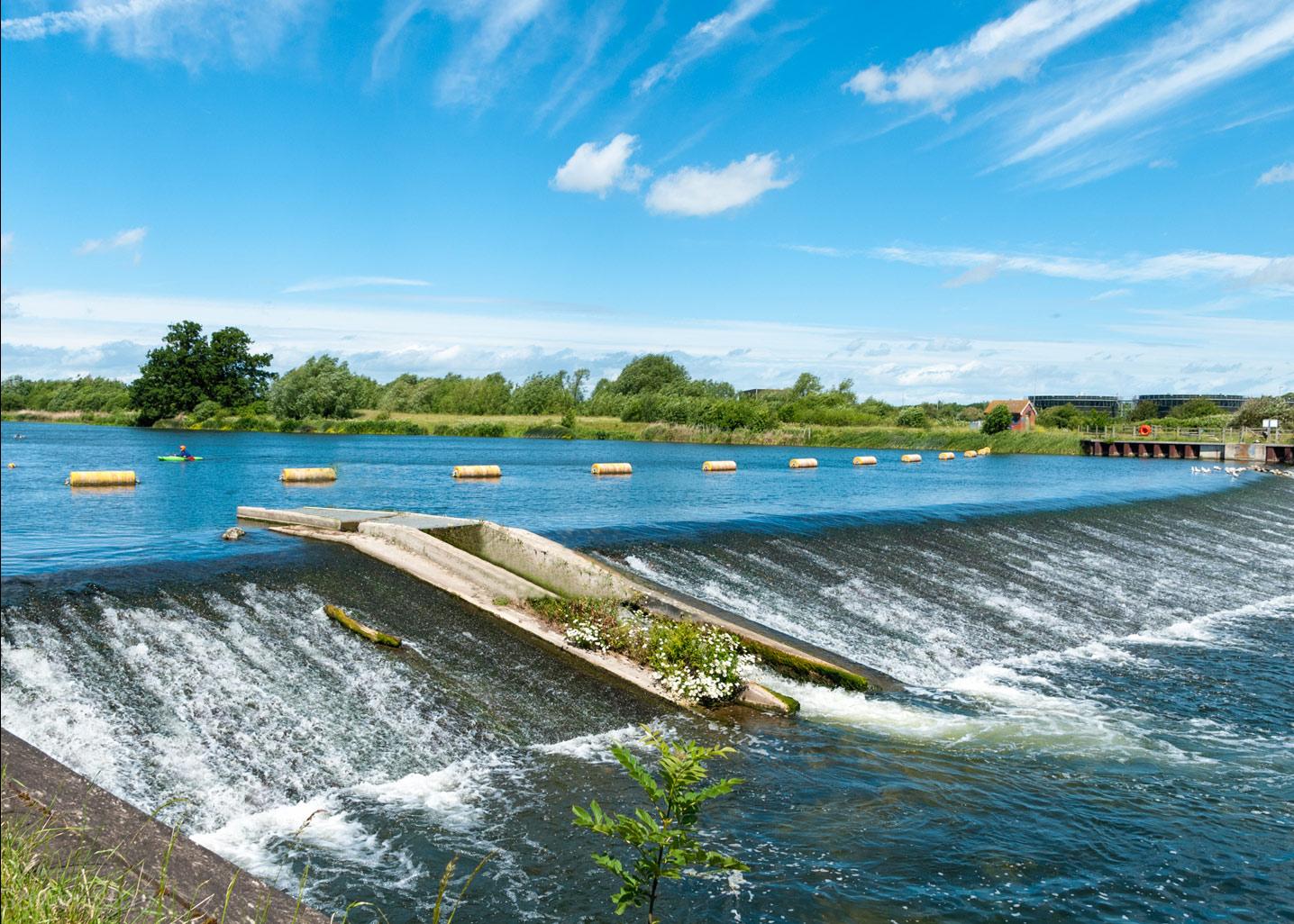 Jubilee River Swim - cover image