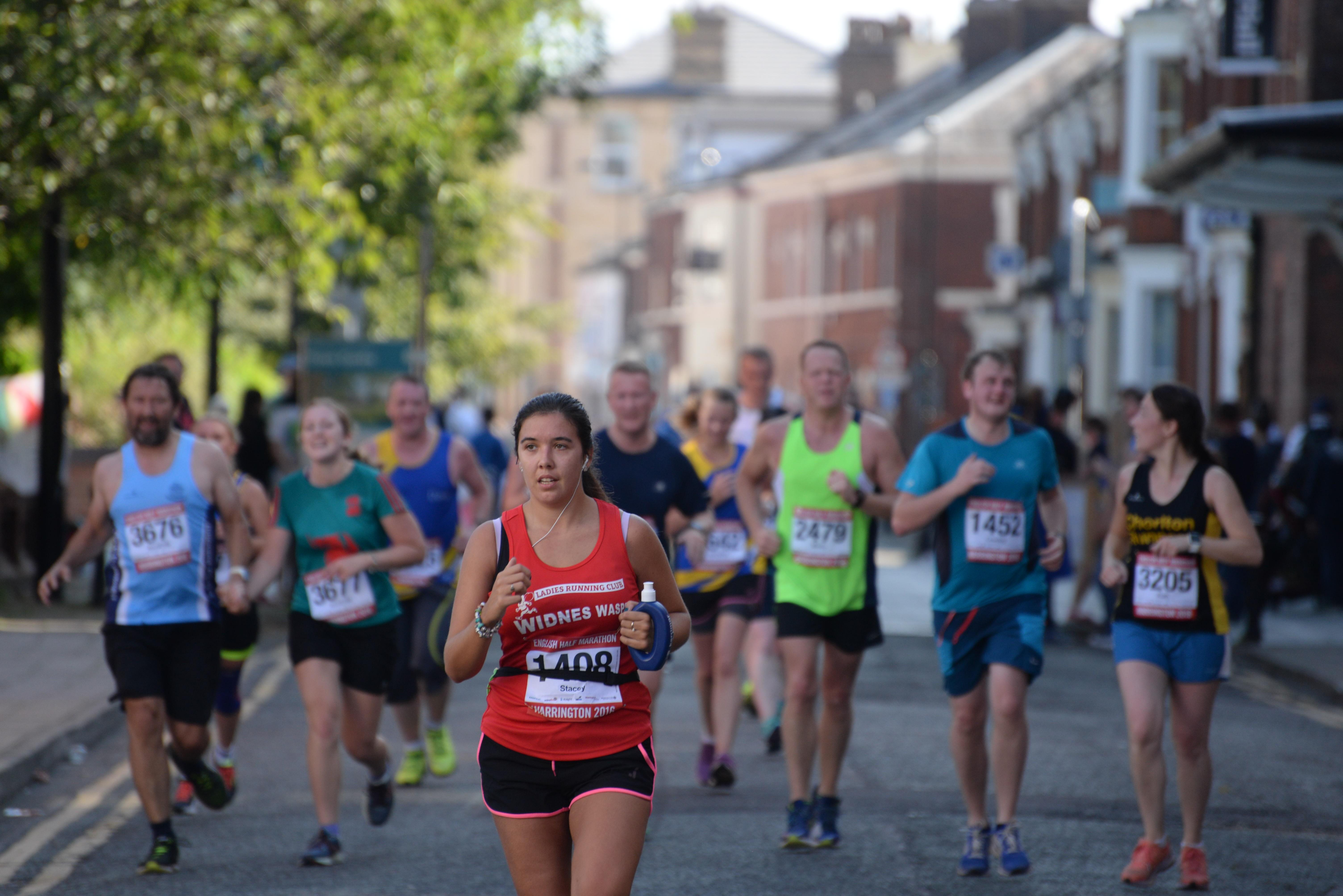 English Half Marathon - cover image