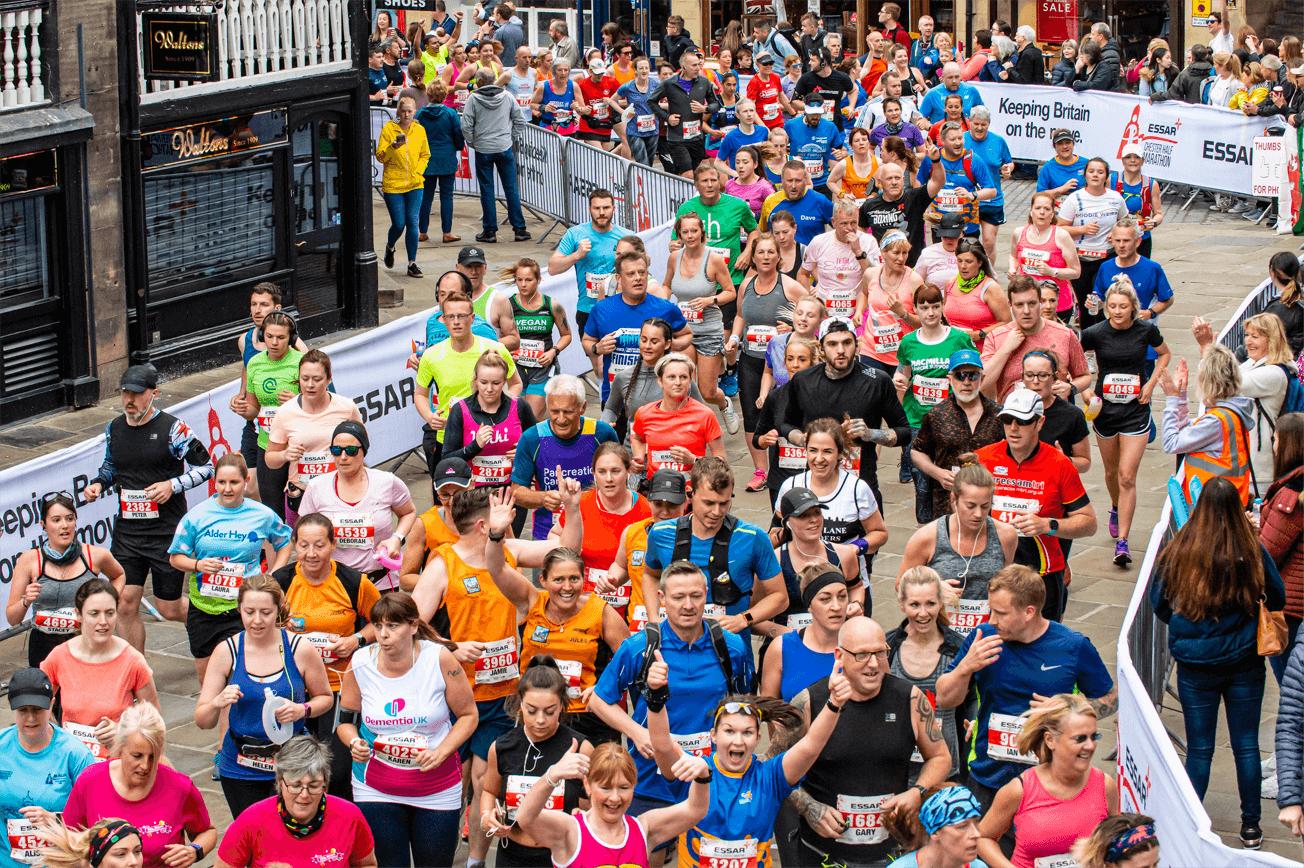 Essar Chester Half Marathon - cover image