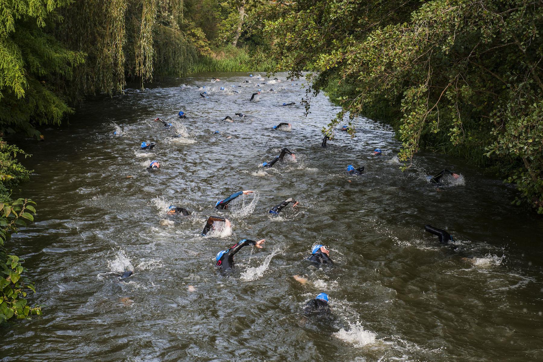 Hever Castle Festival of Endurance \u002D Swim Series - cover image