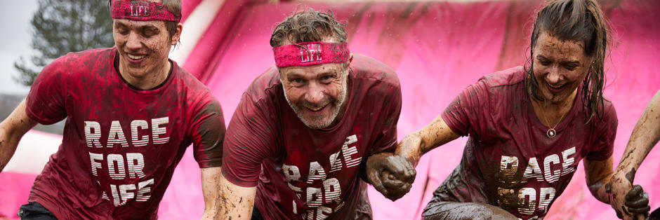 Race for Life Pretty Muddy 10k \u002D Leicestershire - cover image