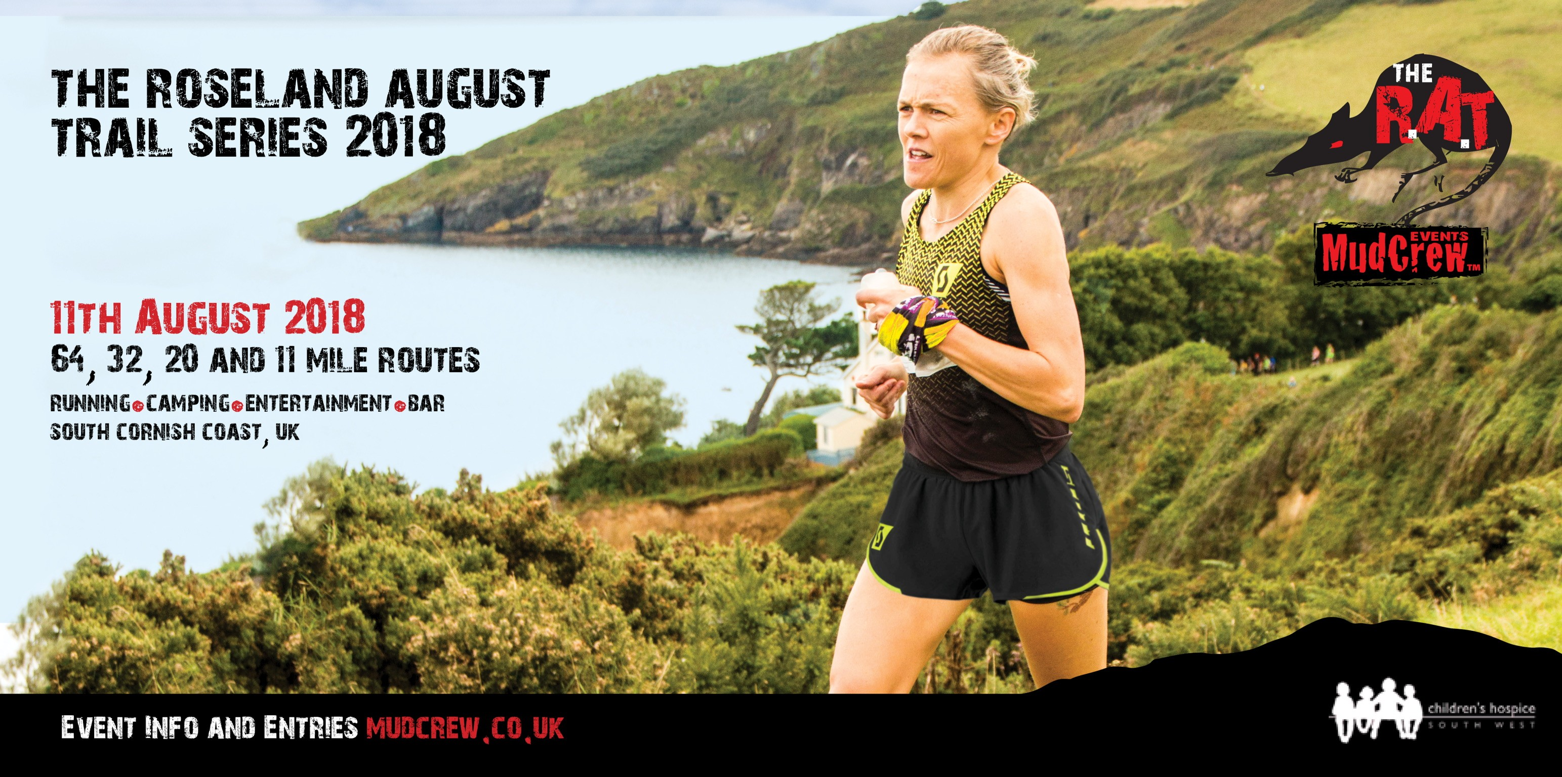 The RAT \u002D Roseland August Trail - cover image