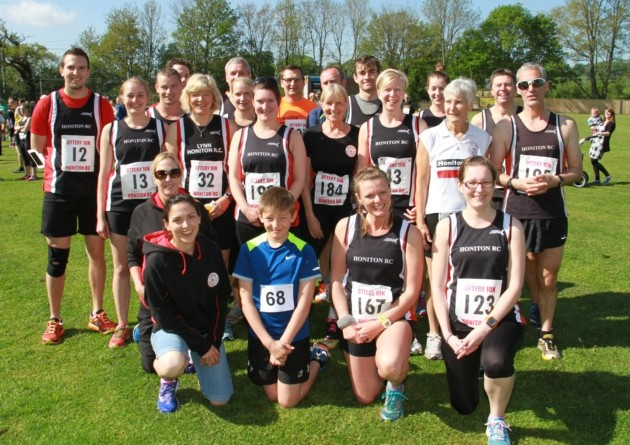 Ottery 10k - cover image