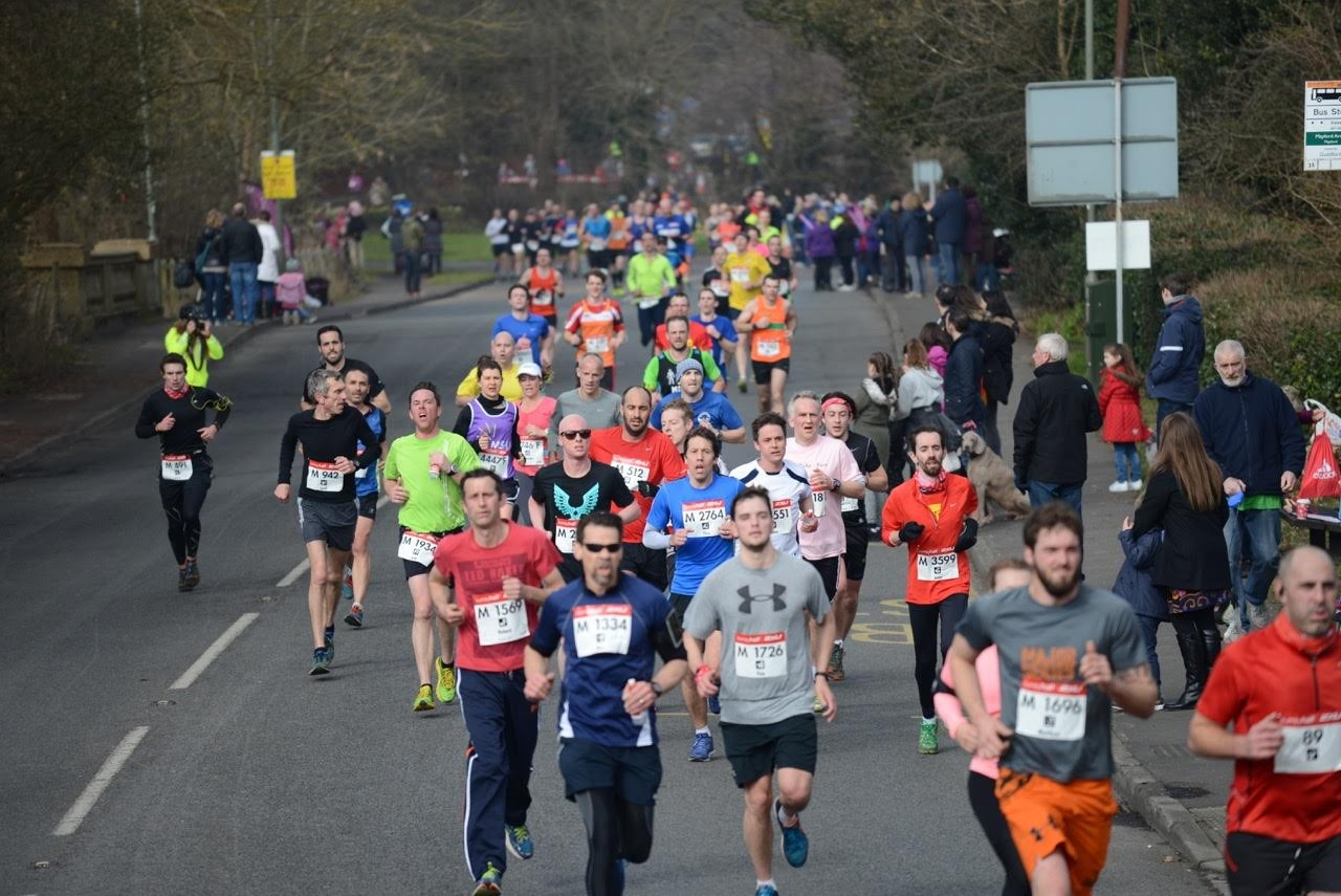 Surrey Half Marathon - cover image
