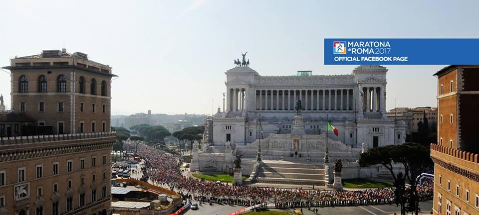 Rome Marathon - cover image