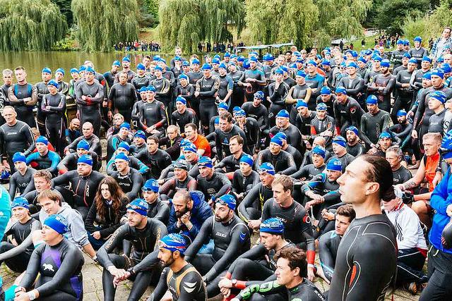 Hever Castle Festival of Endurance Aquabike \u002D Multisport Series - cover image