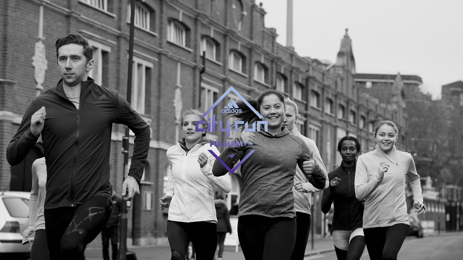 Adidas City Runs \u002D Fulham 10k - cover image