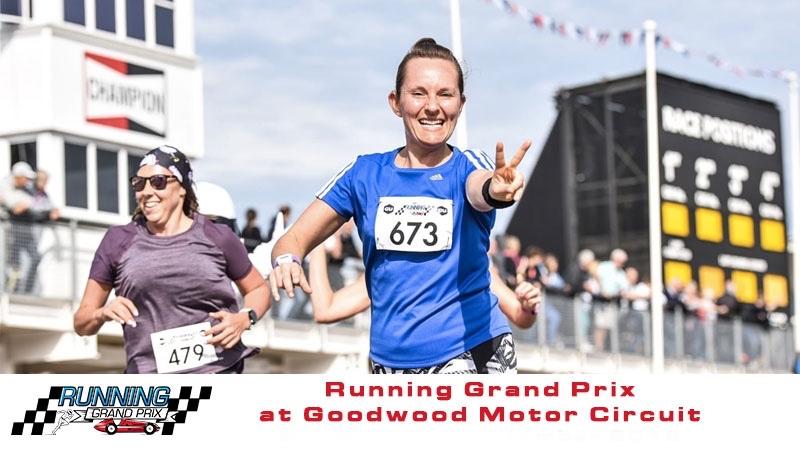 RunThrough Running Grand Prix Goodwood Motor Circuit \u002D September - cover image