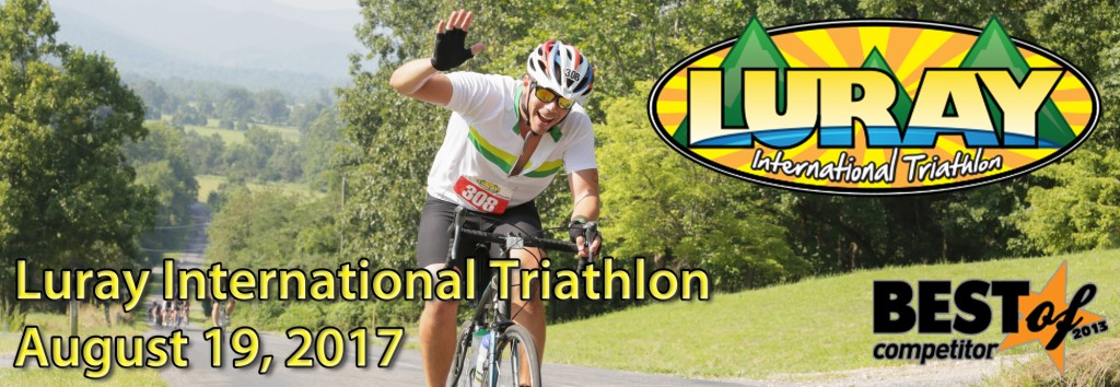 Luray International Triathlon - cover image