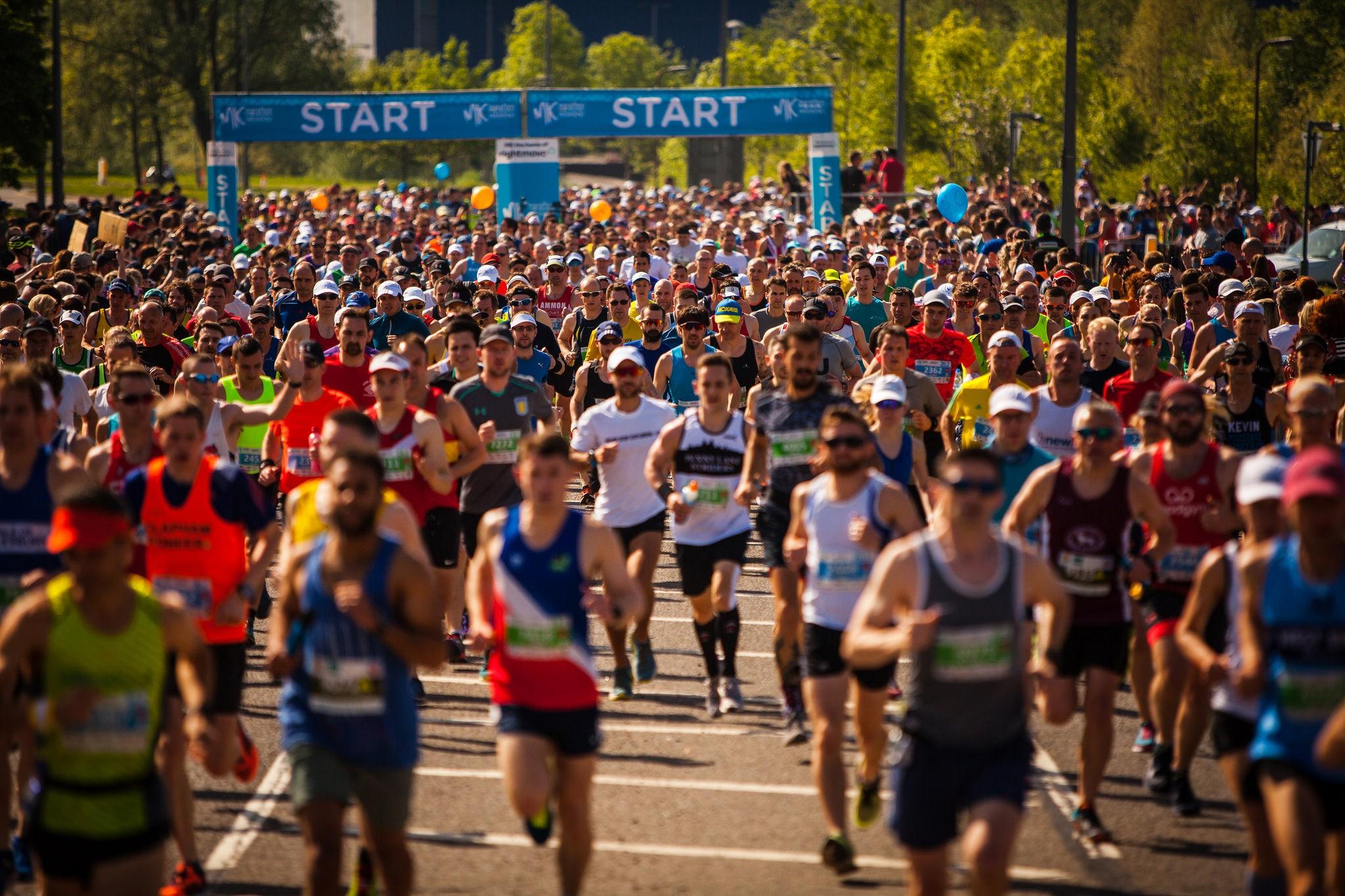 MK Marathon - cover image