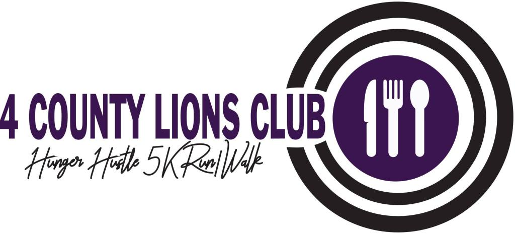 4 County Lions Club Hunger Hustle 5K Run/Walk - cover image