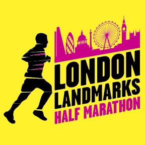 London Landmarks Half Marathon - cover image