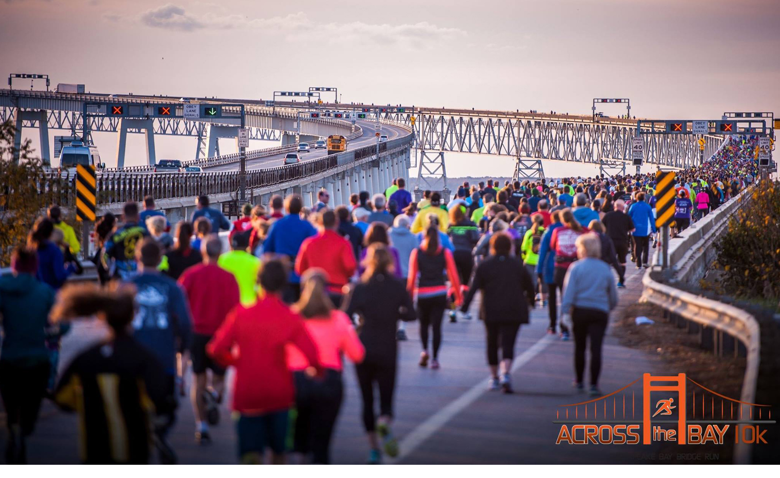 Across the Bay 10K - cover image