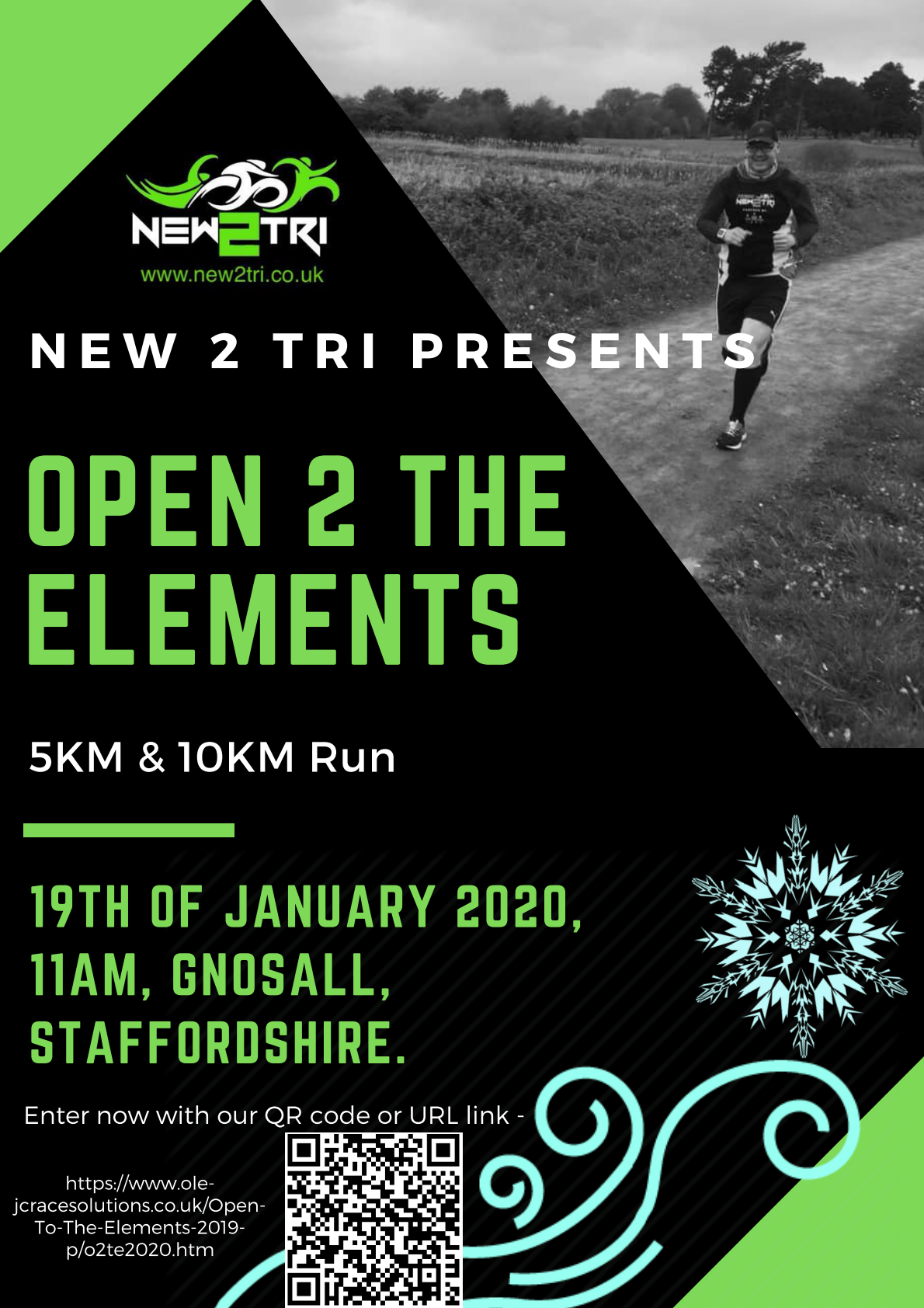 New2tri \u002D Open 2 the Elements 5km and 10km - cover image