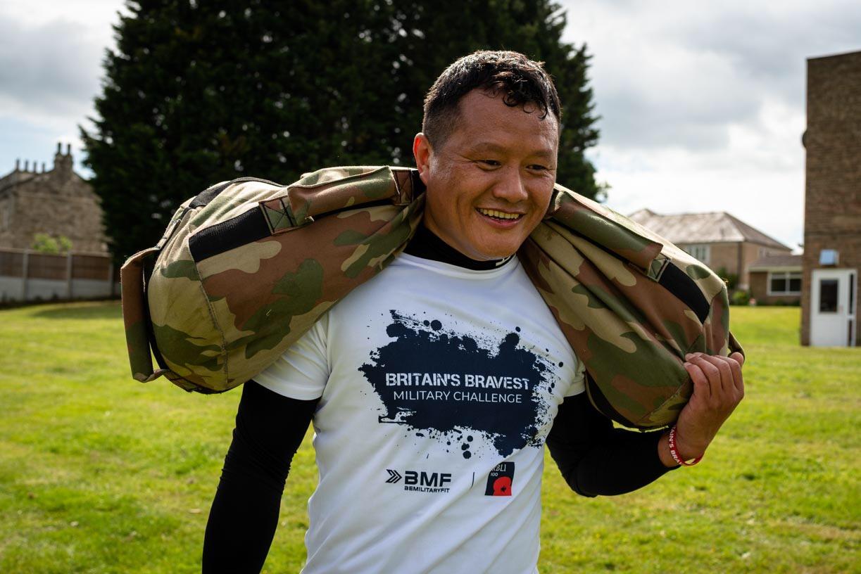 Britain\u0027s Bravest Military Challenge \u002D Sutton Coldfield Sutton Park - cover image