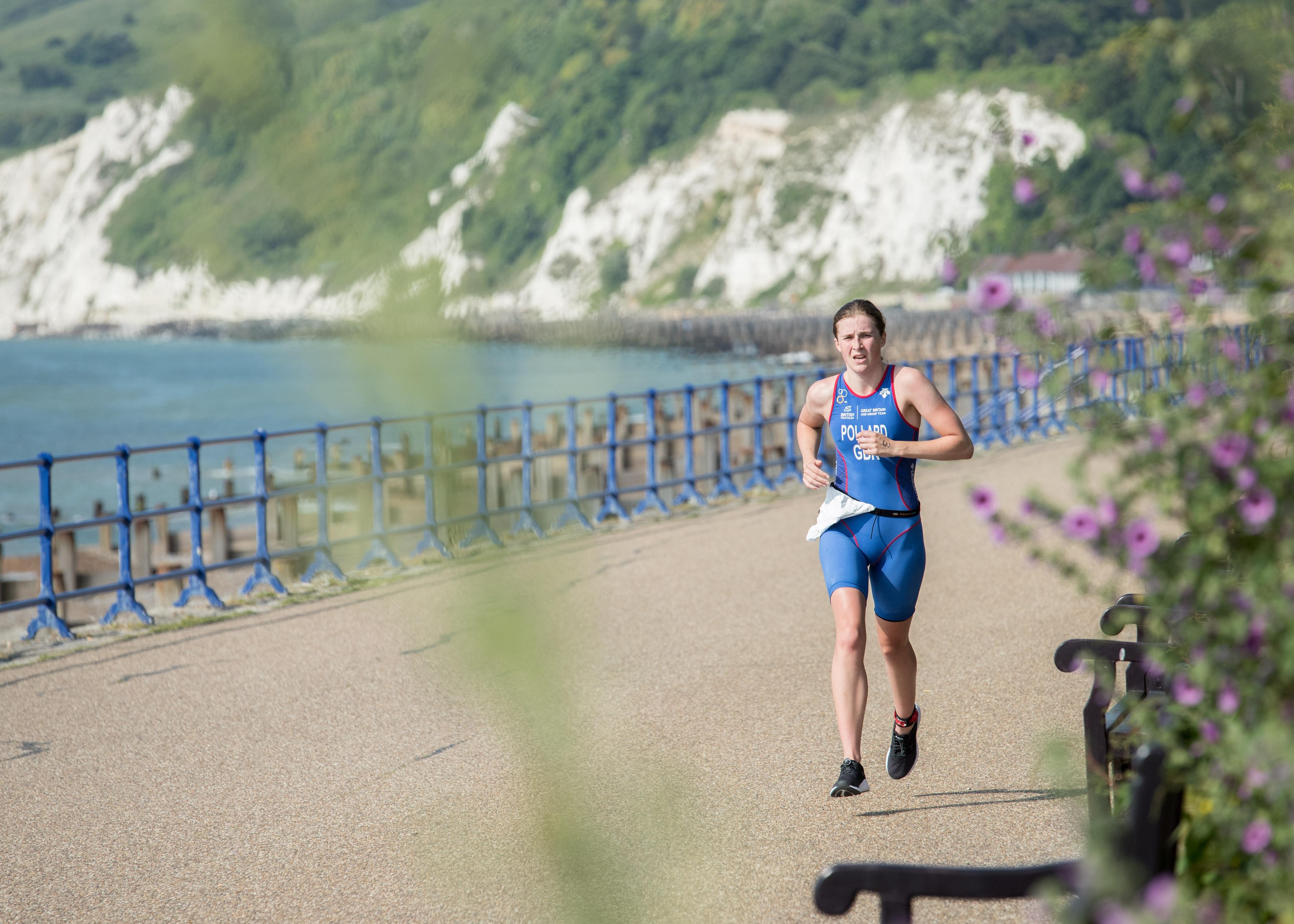 Eastbourne Aquathlon - cover image