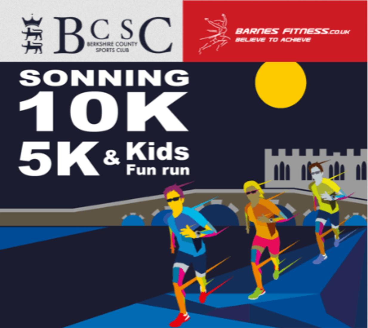 Sonning 10K \u0026 5K - cover image