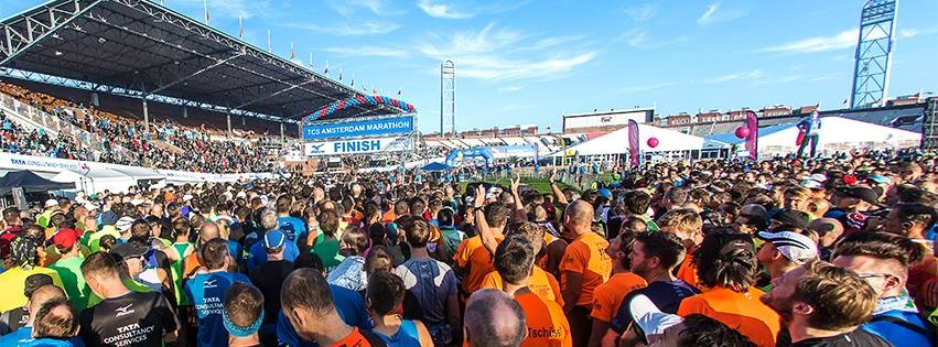 Amsterdam Marathon - cover image