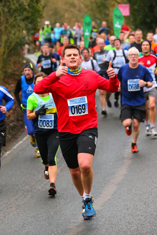 Watford Half Marathon - cover image
