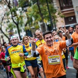 Valencia Marathon - cover image