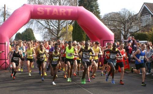 Wilmslow Half Marathon - cover image