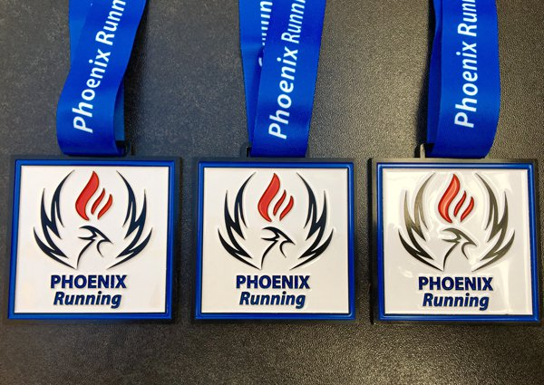 PHOENIX Year End Marathon \u0026 Half - cover image