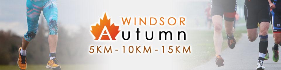 Windsor Autumn 5km, 10km \u0026 15km - cover image