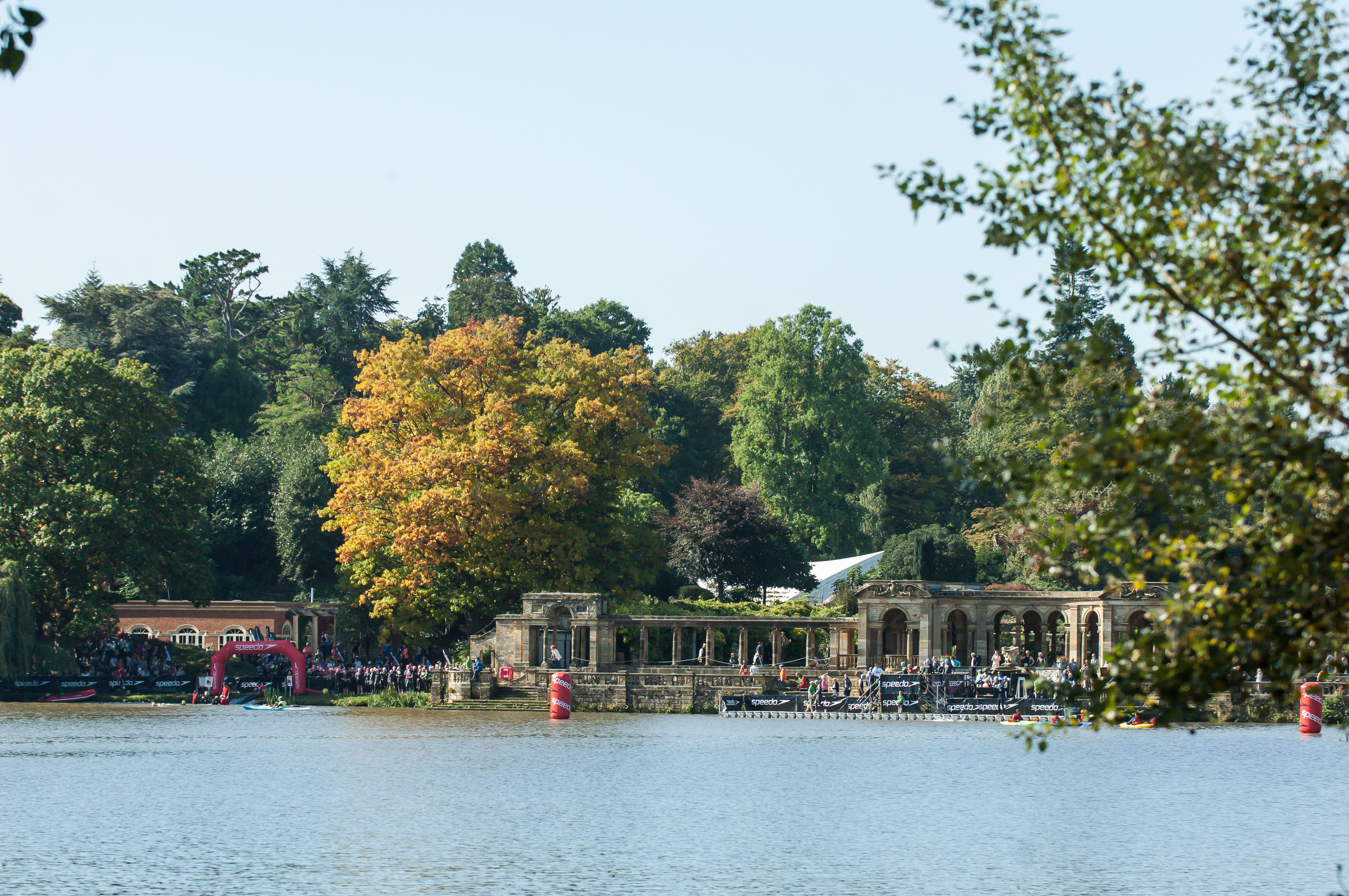 Hever Castle \u002D Triathlon Series - cover image
