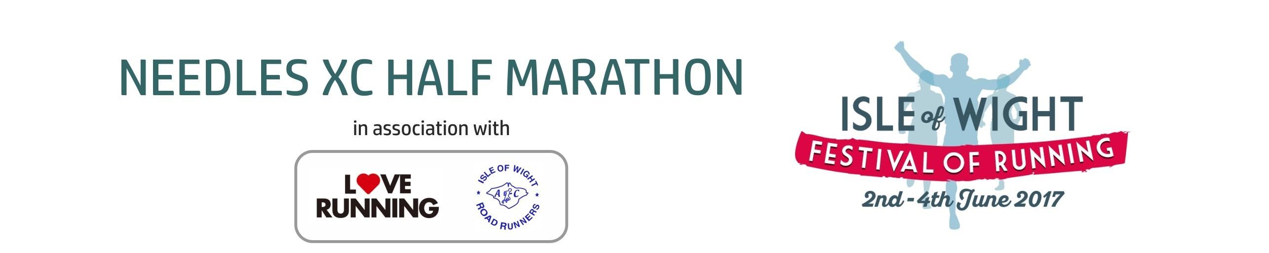Isle of Wight Festival of Running \u002D Needles Half Marathon - cover image